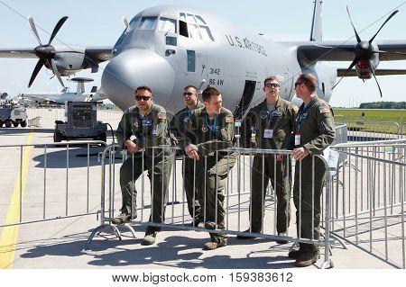 C-130J-30 Ramstein