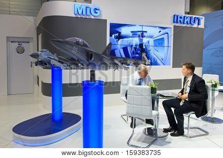Mig And Irkut