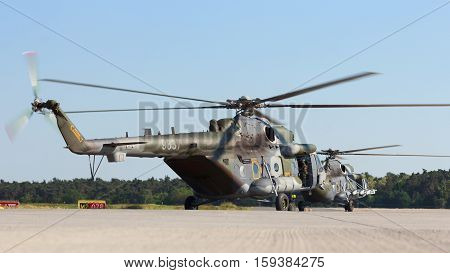 Mi-171 Helicopters