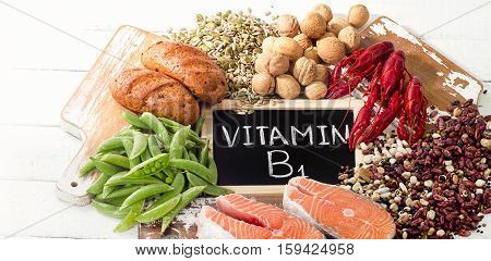 Foods Highest In Vitamin B1