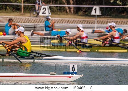 World Rowing Championship Under 23 Years