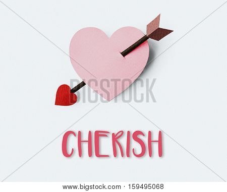 Love Yearning Affection Cherish Tenderness Concept
