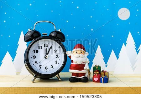 Watch and Children toys for christmas decoration.