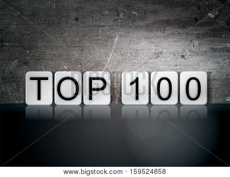 Top 100 Tiled Letters Concept And Theme
