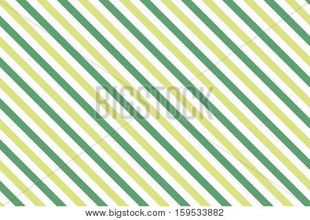 Green stripes on white background. Striped diagonal pattern Green diagonal lines background, Winter or Christmas theme