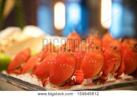 Fresh Seafood Crabs