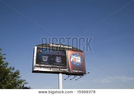 Ncaa 2011 Sign