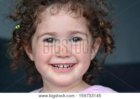Happy Smiley Child