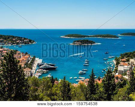 croatia. hvar. hvar