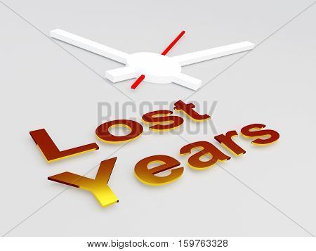 Lost Years Concept