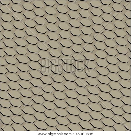 industrial honeycomb treadplate background