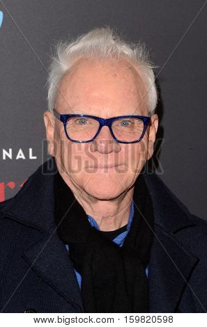 LOS ANGELES - DEC 1:  Malcolm McDowell at the