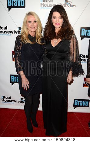 LOS ANGELES - DEC 2:  Kim Richards, Lisa Vanderpump at the