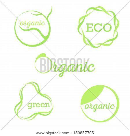 Organic Green Signs