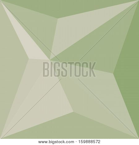 Green Color Light Background, Vector By Eps10
