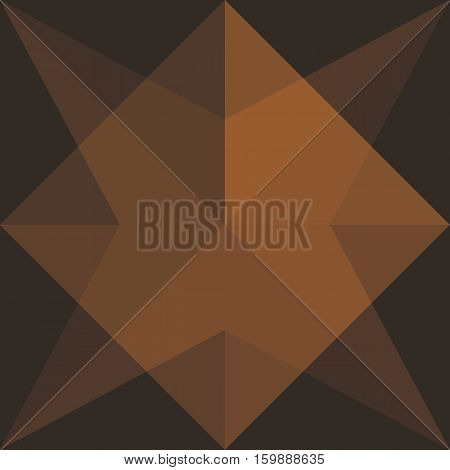 Brown Color Of Background, Vector By Eps10