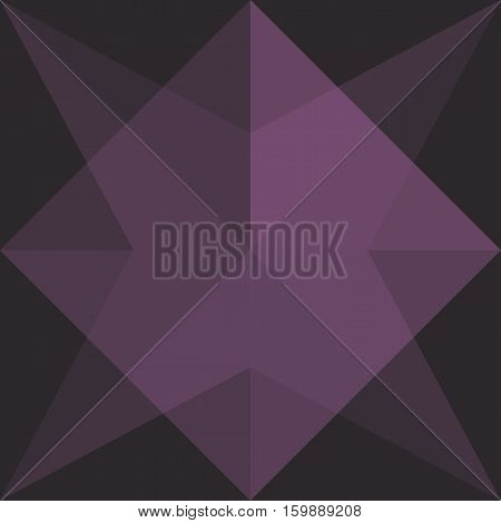 Purple color of background Vector by EPS10.