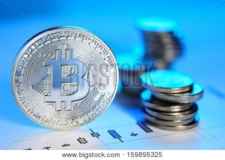 Bitcoin Trading Concept