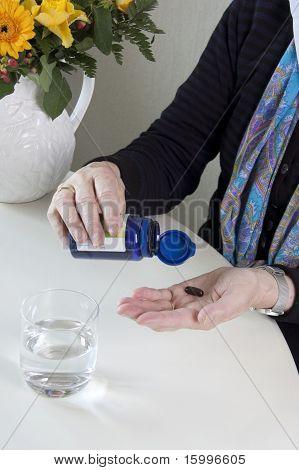 Seniors and pharmaceuticals