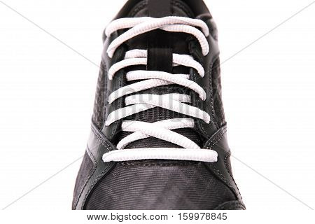 Sport shoes isolated on white background. sports shoes for training