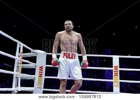 Tervel Pulev Boxer