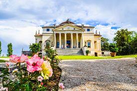 Hdr Villa La Rotonda