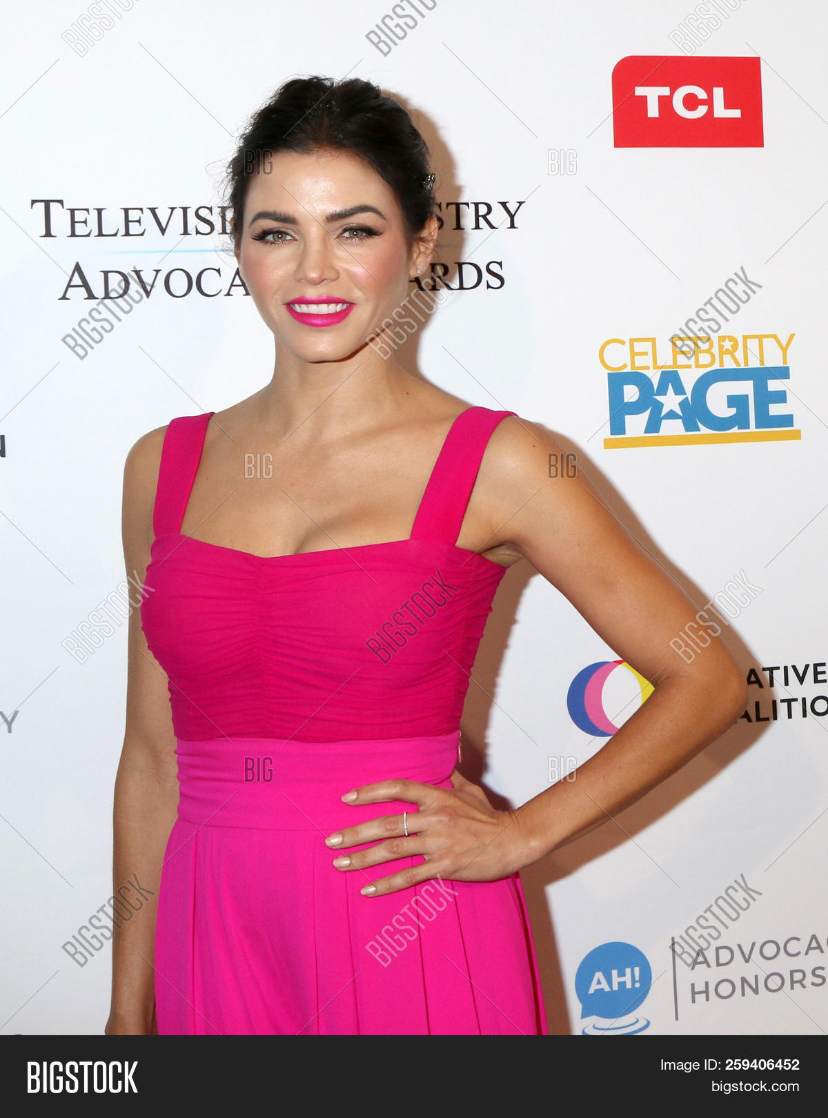 749e1ac47a1 LOS ANGELES - SEP 15: Jenna Dewan at the 2018 Television Industry Advocacy  Awards at