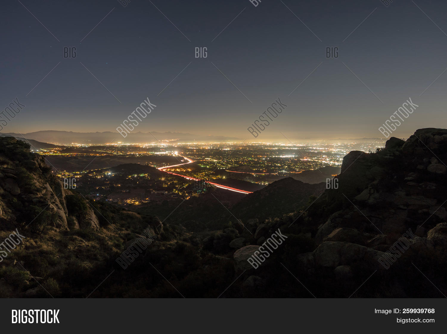 Los Angeles California Image & Photo (Free Trial) | Bigstock