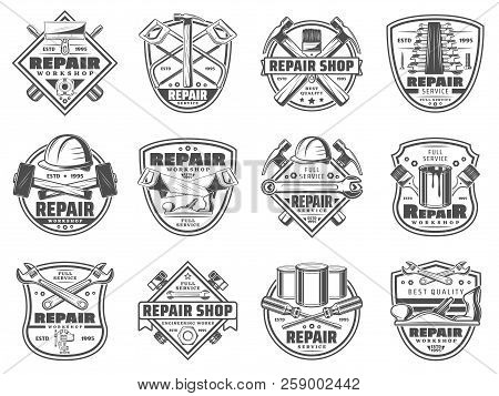 Work Tools Icons, Vector & Photo (Free Trial)   Bigstock