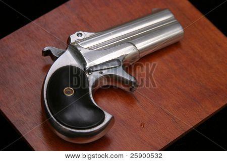 """""""Circa 1889, Model 95, Type II Model 3 Double Derringer"""""""