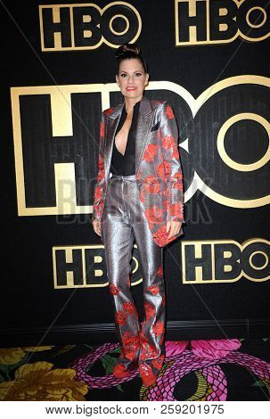 Suzanne Cryer at the HBO's Official 2018 Emmy After Party held at the Pacific Design Center in West Hollywood, USA on September 17, 2018.