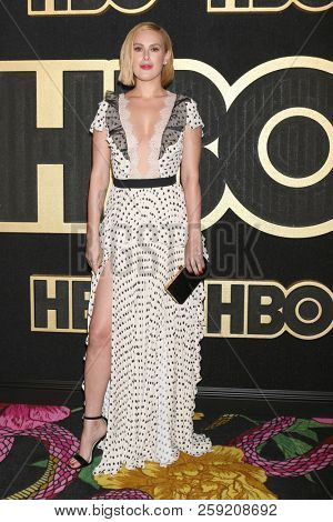 LOS ANGELES - SEP 17:  Rumer WIllis at the HBO Emmy After Party - 2018 at the Pacific Design Center on September 17, 2018 in West Hollywood, CA