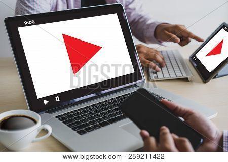 Video Marketing Audio Video  ,  Market Interactive Channels , Business Media Technology Innovation M