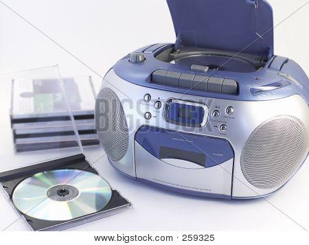 Music Boombox