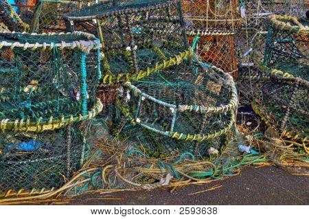 Fishermans Lobster Pots