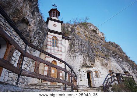 Besarbovo Rock Monastery, Bulgaria