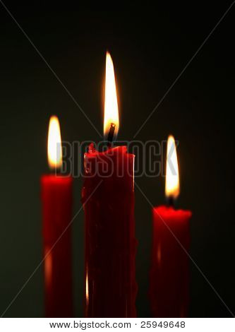 Three Candles poster