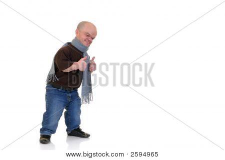Dwarf, Little Man