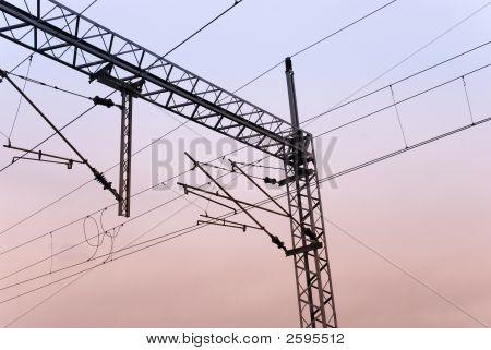 Railroad Wires