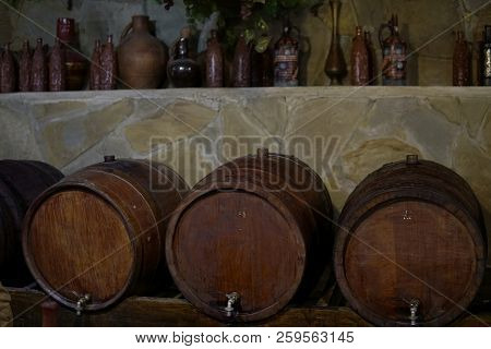 Vintage Cask Cellar Production Of Cognac B