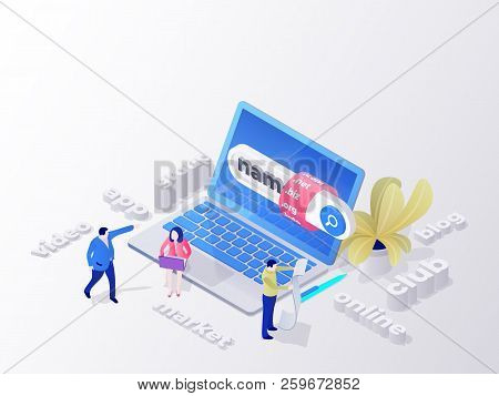 Creating A Personal Site. Find And Buy A Domain Name. Page Design Templates For Hosting Company, Dig