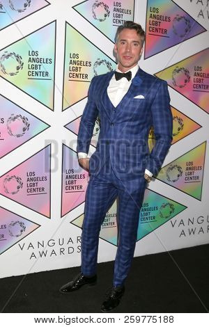 LOS ANGELES - SEP 22:  Robert Sepulveda Jr at the LA LGBT Center`s 49th Anniversary Gala at the Beverly Hilton Hotel on September 22, 2018 in Beverly Hills, CA