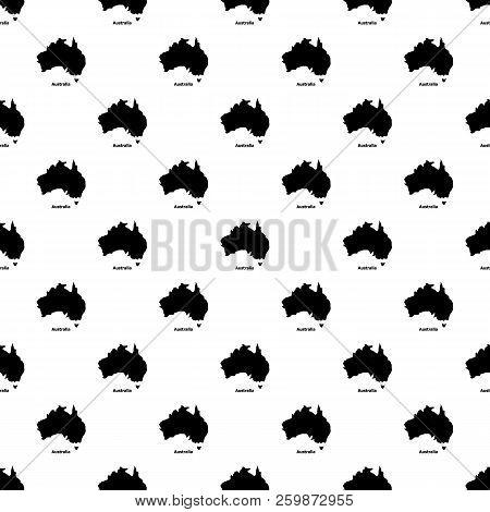 Australia Map Icon.Australia Map Icon Vector Photo Free Trial Bigstock