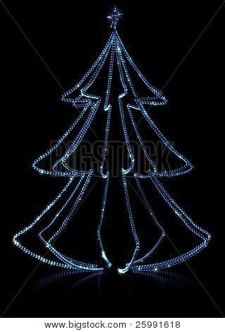 Diamonds Christmas Tree