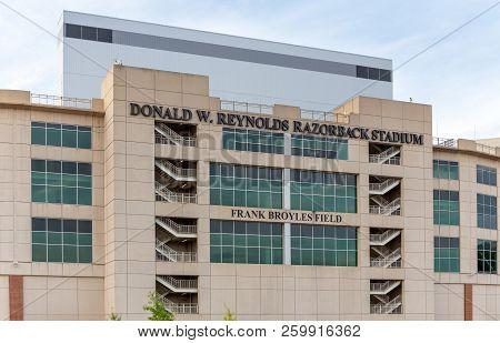 Donald W. Reynolds Razorback Stadium And Frank Broyles Field