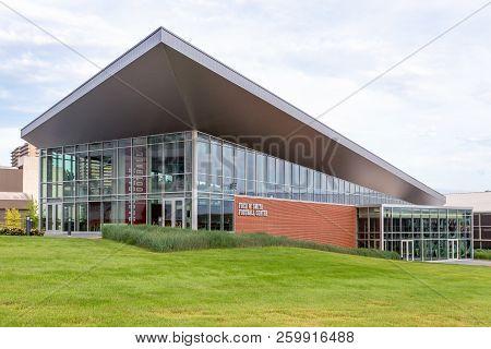 Fred W. Smith Football Center At University Of Arkansas
