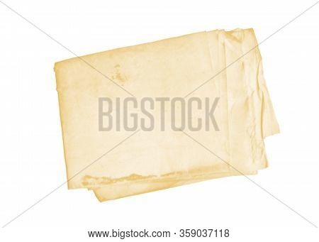 Old Paper Texture,empty Old Paper Versatile, Vintage, Wall, Yellow