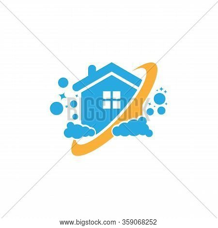 House Cleaning Service Logo