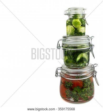 Homegrown Vegetables. Fresh Organic Vegetables. Vegetables From The Garden. Colorful Vegetable. Heal