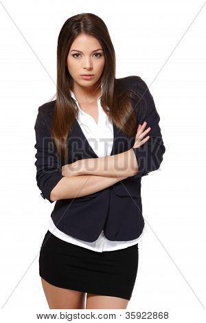 Porrait Of A Businesswoman